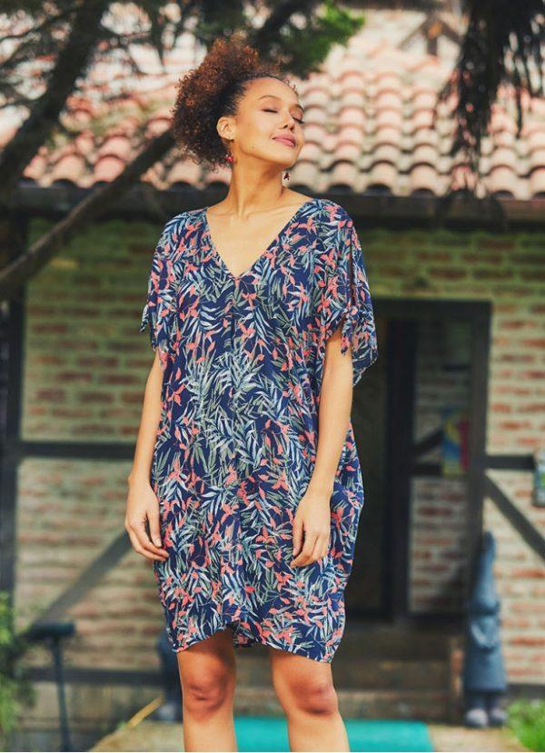 cicekli-lacivert-elbise (3)