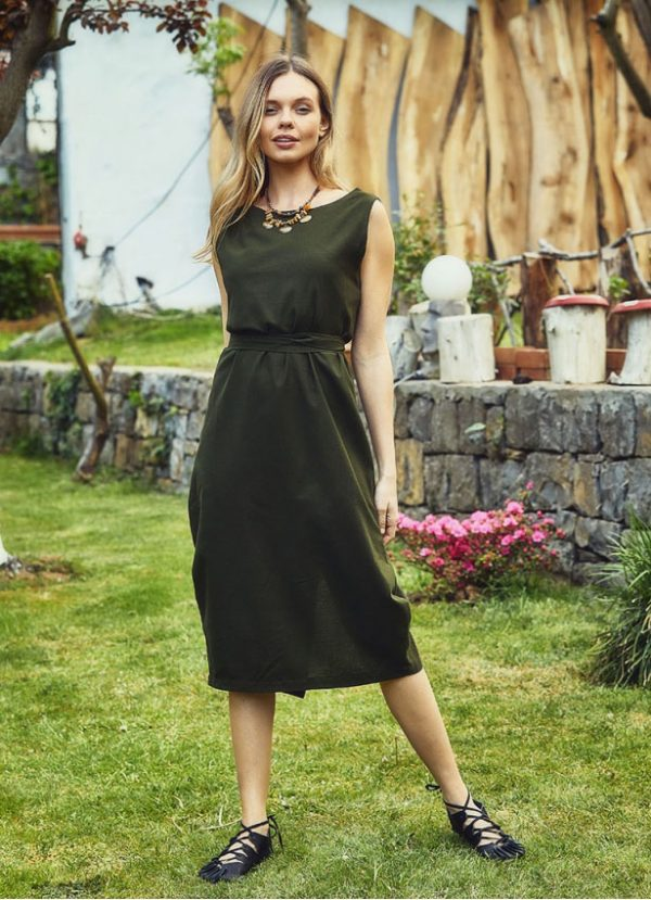 haki-renk-elbise (1)