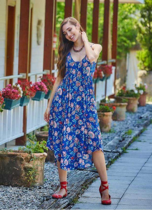 mavi-desenli-elbise