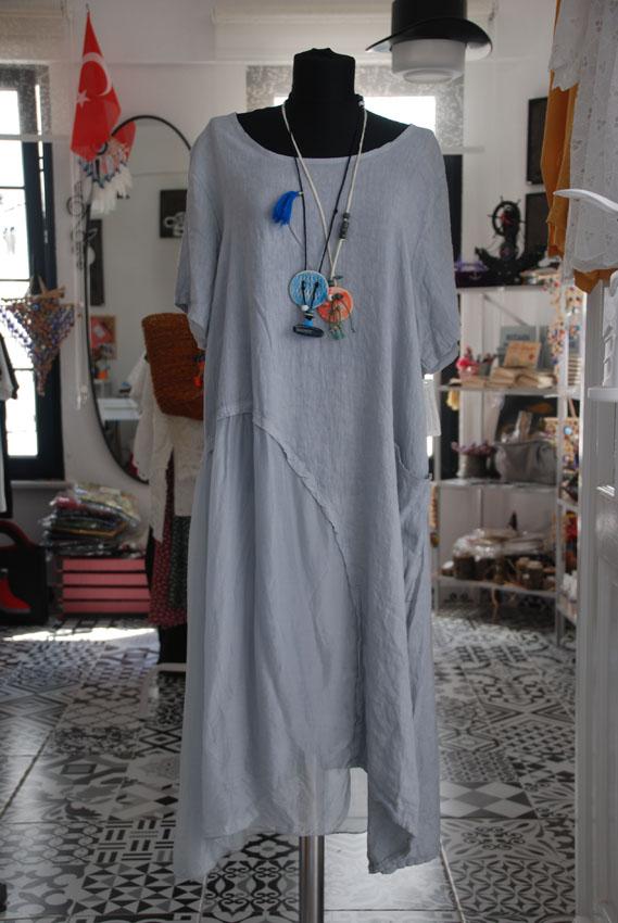 acik-gri-italyan-keten-elbise